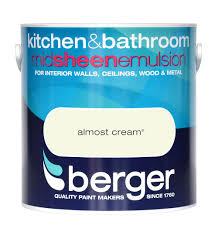 Berger emulsion